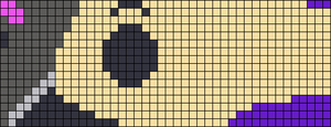 Alpha pattern #64079