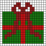 Alpha pattern #64085