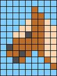 Alpha pattern #64086