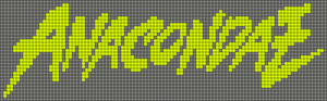 Alpha pattern #64089