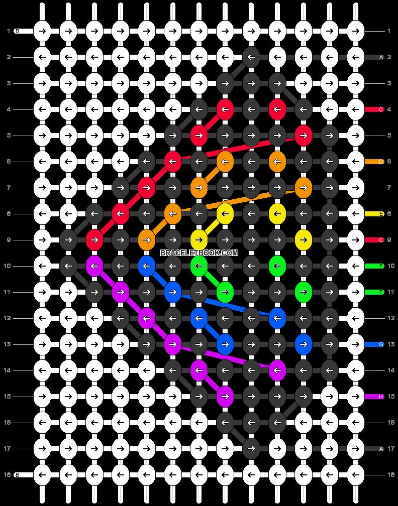 Alpha pattern #64094 pattern
