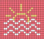 Alpha pattern #64097