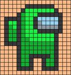 Alpha pattern #64098