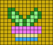 Alpha pattern #64104