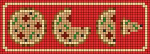 Alpha pattern #64114