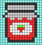 Alpha pattern #64115