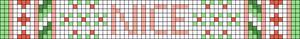 Alpha pattern #64135