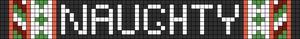 Alpha pattern #64136