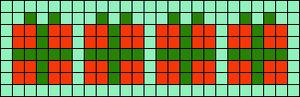 Alpha pattern #64140