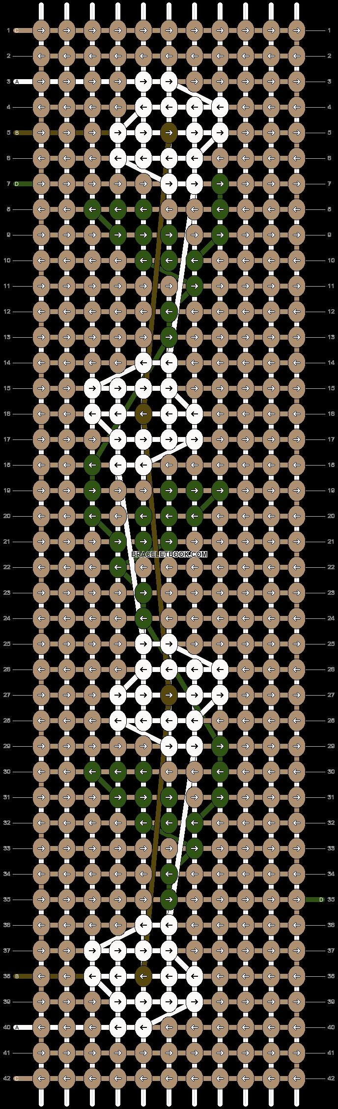 Alpha pattern #64141 pattern