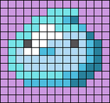 Alpha pattern #64159