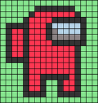 Alpha pattern #64198