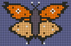 Alpha pattern #64199