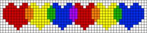 Alpha pattern #64200