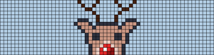 Alpha pattern #64201