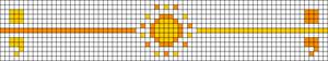 Alpha pattern #64210