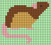 Alpha pattern #64221