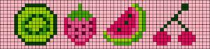 Alpha pattern #64229