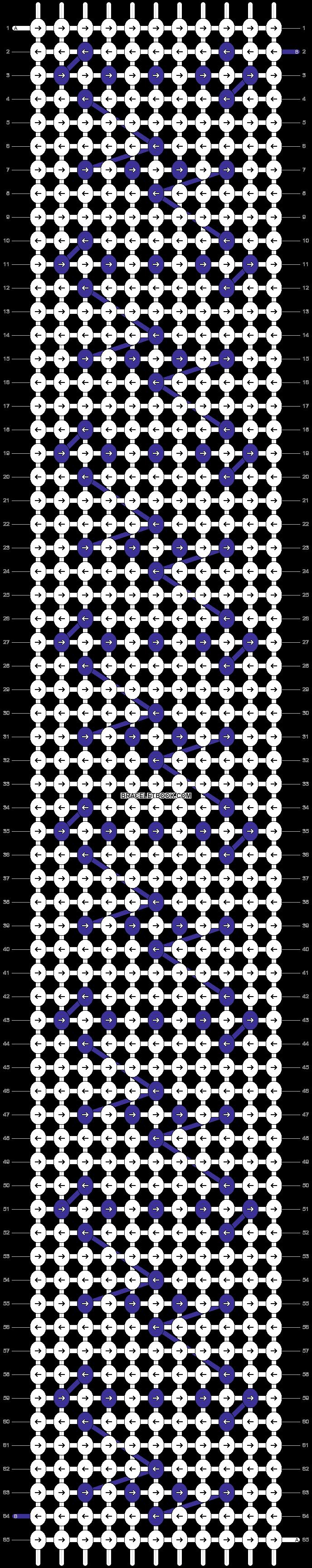 Alpha pattern #64239 pattern