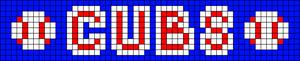 Alpha pattern #64247