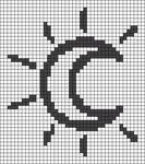 Alpha pattern #64260