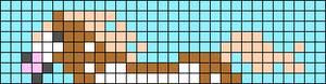 Alpha pattern #64261