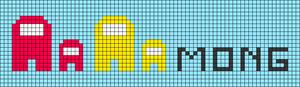 Alpha pattern #64264