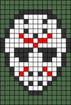 Alpha pattern #64270