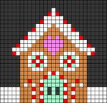 Alpha pattern #64272
