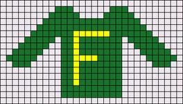 Alpha pattern #64279
