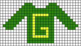 Alpha pattern #64283