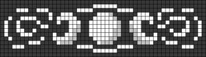 Alpha pattern #64284