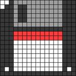 Alpha pattern #64291