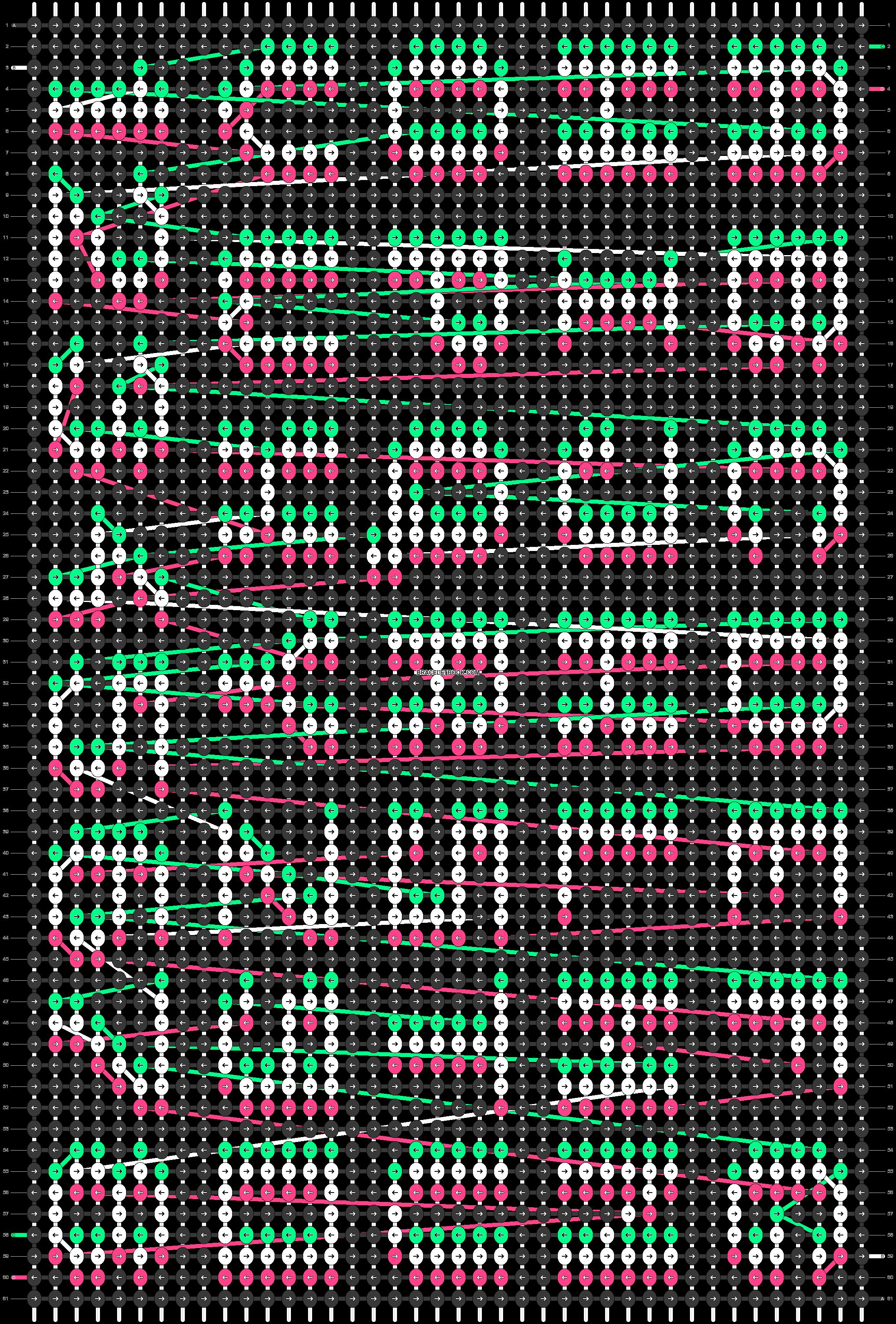 Alpha pattern #64295 pattern