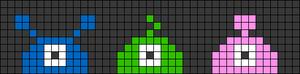 Alpha pattern #64314