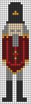 Alpha pattern #64323