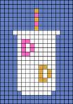 Alpha pattern #64326
