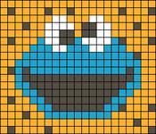 Alpha pattern #64327