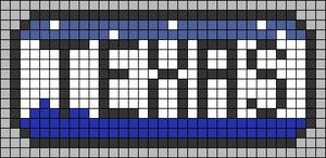 Alpha pattern #64328