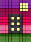 Alpha pattern #64332
