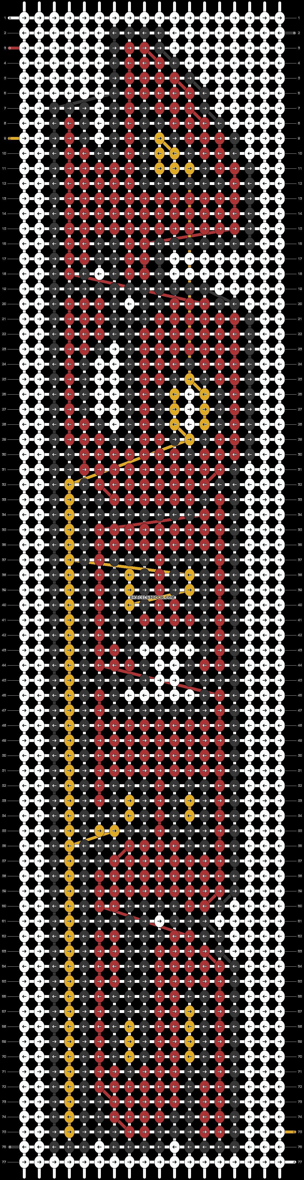 Alpha pattern #64346 pattern
