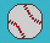Alpha pattern #64351