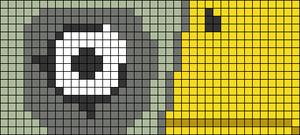 Alpha pattern #64363