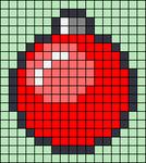 Alpha pattern #64367