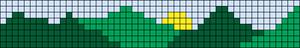 Alpha pattern #64370