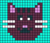 Alpha pattern #64371