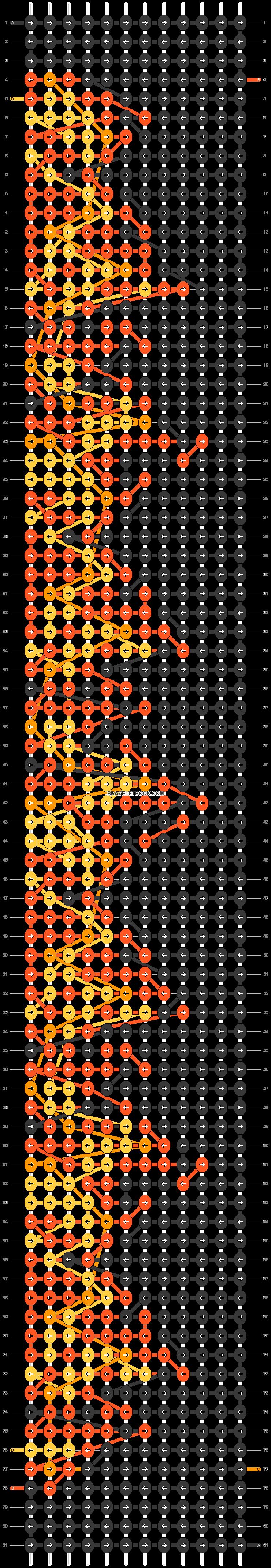 Alpha pattern #64374 pattern