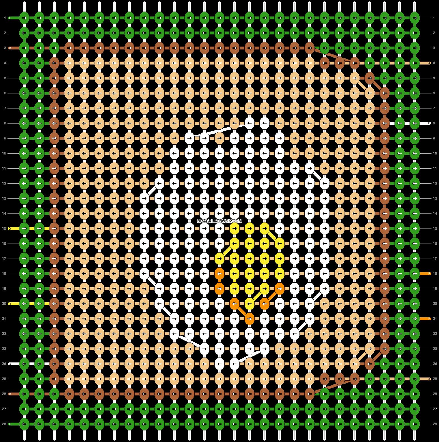Alpha pattern #64378 pattern