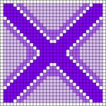 Alpha pattern #64384
