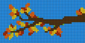 Alpha pattern #64408